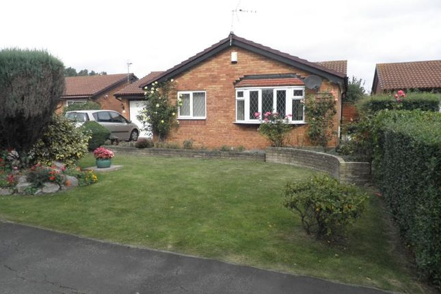 Thumbnail Detached bungalow to rent in Clwyd Park, Kinmel Bay