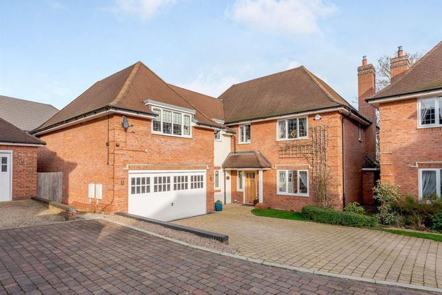 Thumbnail Detached house for sale in Beech Hill Close, Sutton Coldfield