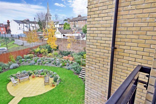 Communal Gardens of King Street, Maidstone, Kent ME14