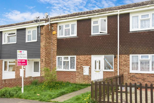 Thumbnail Terraced house for sale in Ness Walk, Witham