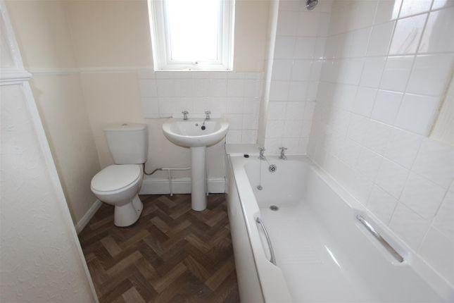 Bathroom of Chelmsford Street, Darlington DL3