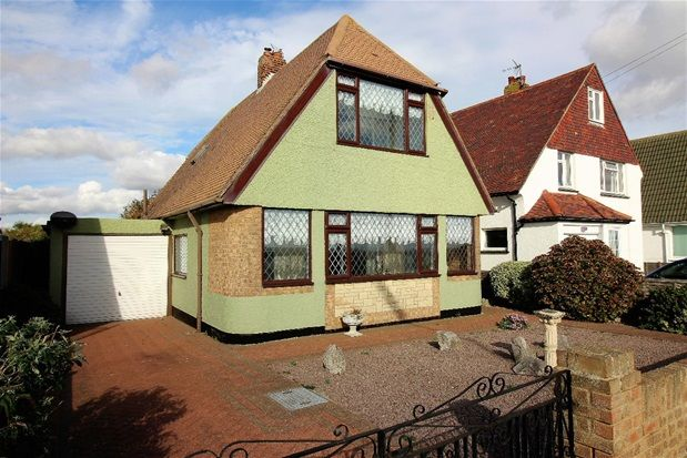 Thumbnail Detached house for sale in Kings Parade, Holland On Sea, Clacton On Sea