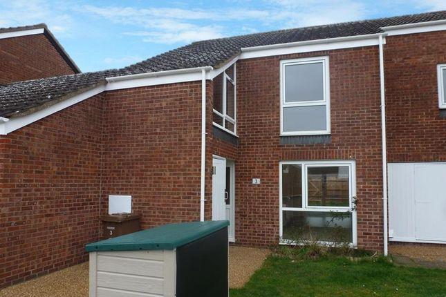 Thumbnail Terraced house to rent in Redwood Lane, RAF Lakenheath, Brandon