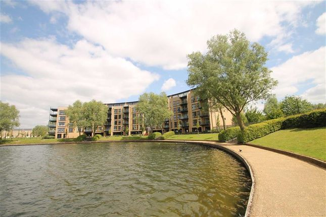 Thumbnail Flat to rent in Derwent House, Caldecotte, Milton Keynes, Bucks