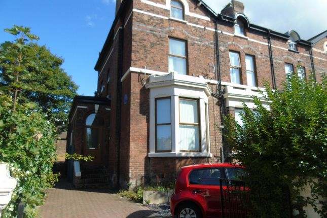 Thumbnail Flat to rent in Pembrooke Road, Bootle
