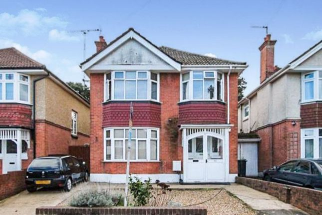 Thumbnail Detached house to rent in St. Lukes Road, Winton, Bournemouth