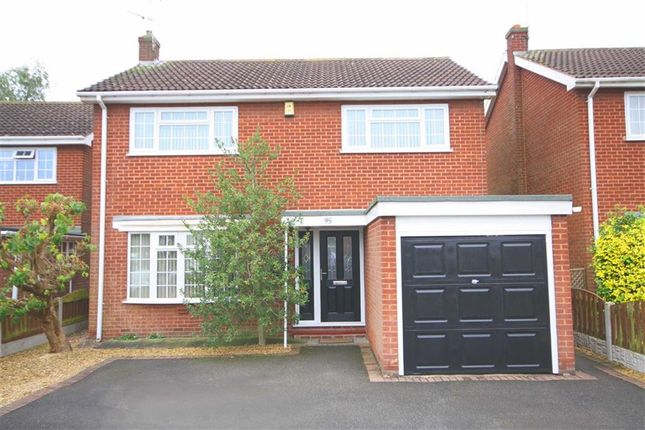 Thumbnail Detached house for sale in Ollerton Road, Retford, Nottinghamshire