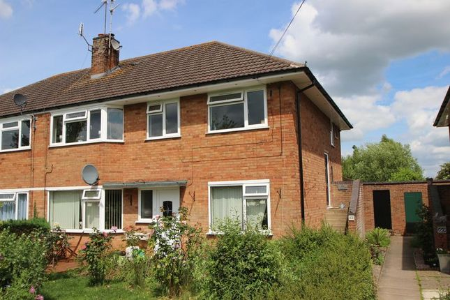 Thumbnail Maisonette for sale in West Green Drive, Stratford-Upon-Avon