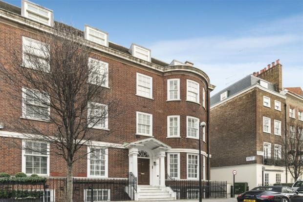 Thumbnail End terrace house to rent in Upper Brook Street, Mayfair, London