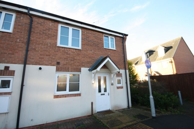 Thumbnail Semi-detached house to rent in Madison Close, Coventry