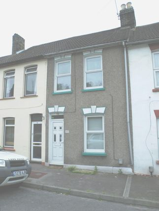 Thumbnail Terraced house for sale in Seymour Road, Chatham