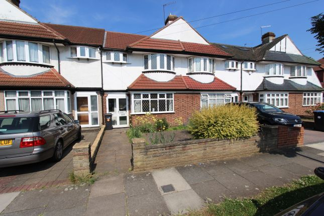 3 bed terraced house for sale in Melbourne Way, Enfield