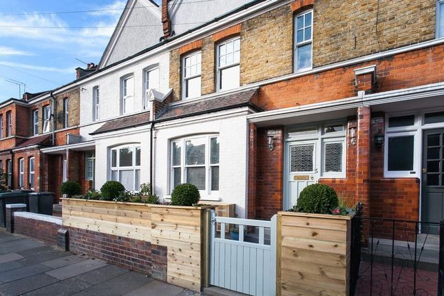 Thumbnail Terraced house for sale in Hewitt Avenue, London