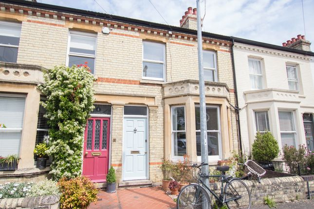 Thumbnail Terraced house for sale in Chedworth Street, Cambridge