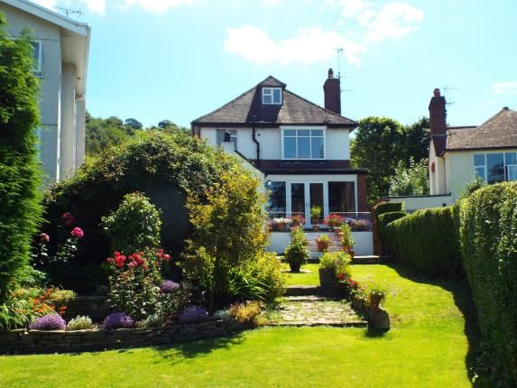Thumbnail Detached house for sale in West Avenue, Prestatyn, Denbighshire