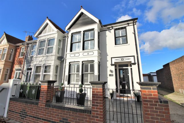 4 bed end terrace house for sale in Kirby Road, Portsmouth PO2