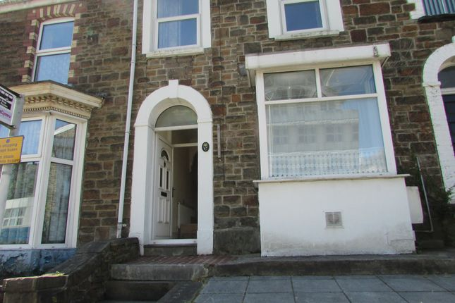 Thumbnail Property to rent in Mount Pleasant, Swansea