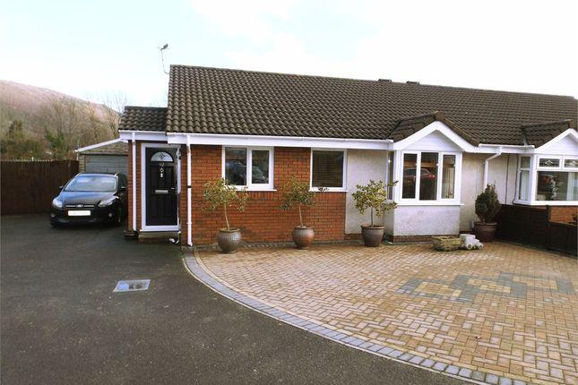 Thumbnail Semi-detached bungalow for sale in Brooklyn Gardens, Baglan Moors, Port Talbot, West Glamorgan