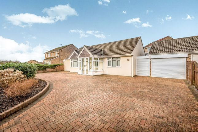 Thumbnail Detached bungalow for sale in Green Park, Talbot Green, Pontyclun