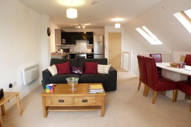 2 bed flat to rent in Copper Quarter, Copper Quarter, Swansea SA1