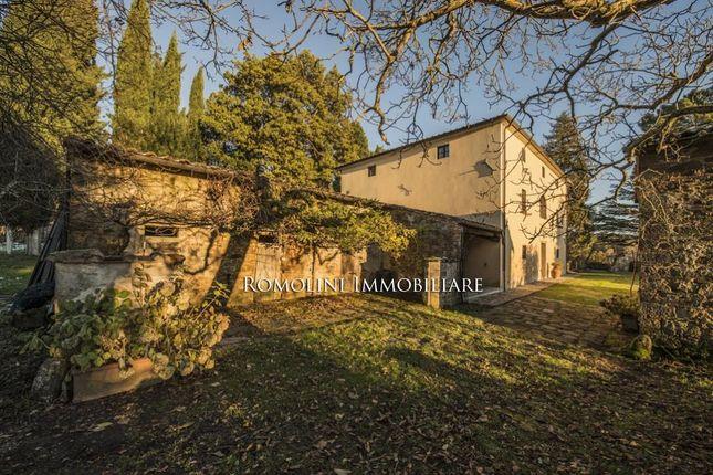Manor Villa For Sale In Italy, Tuscany, Sansepolcro
