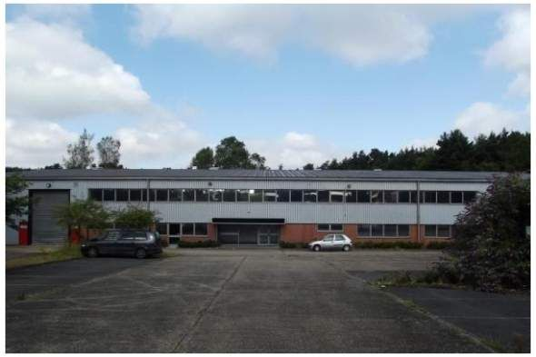 Thumbnail Light industrial to let in 47 Woolmer Trading Estate, Bordon
