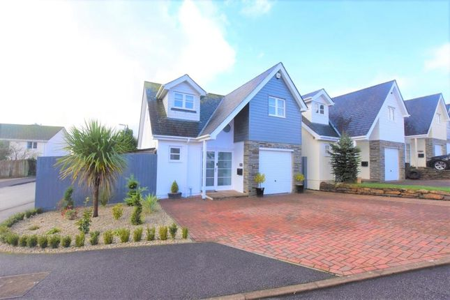 3 bed detached house for sale in Grove Park Court, Liskeard, Cornwall PL14