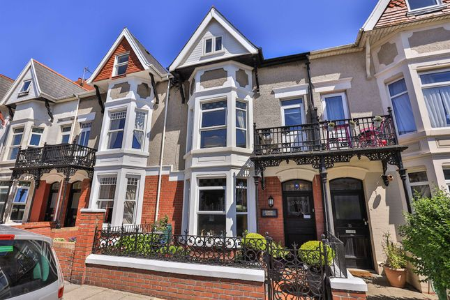 Thumbnail Terraced house for sale in Esplanade Avenue, Porthcawl