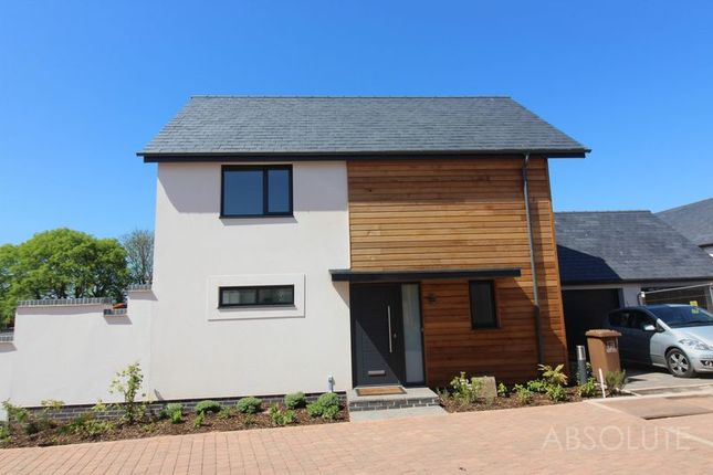 Thumbnail Detached house to rent in Moorview Crescent, Marldon, Paignton