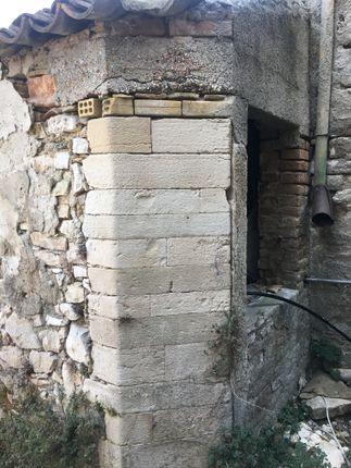 Ruin 4. of Lefkimmi, Corfu, Ionian Islands, Greece