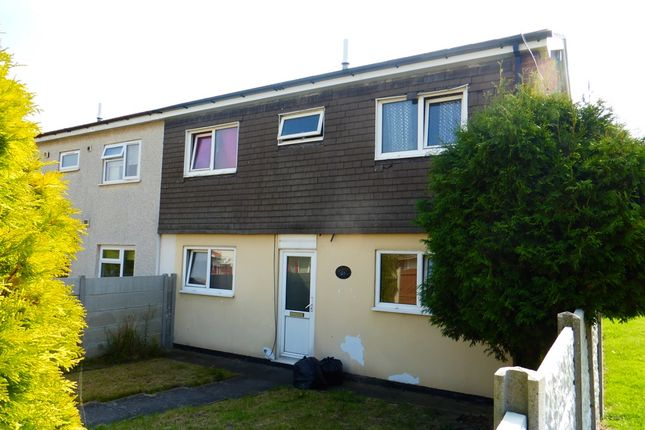 Thumbnail End terrace house for sale in Woodhouse Place, Tuxford, Newark