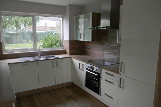 2 bed terraced house to rent in Walnut Avenue, Southampton