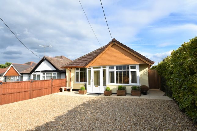 Thumbnail Detached bungalow for sale in Upper Northam Road, Hedge End, Southampton, Hampshire