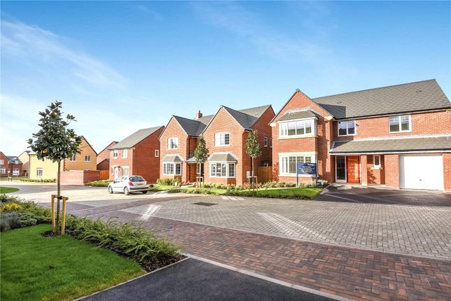 Thumbnail Detached house for sale in Fern Hill Gardens, Coxwell Road, Faringdon, Oxfordshire