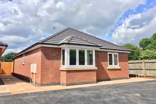 Thumbnail Bungalow to rent in Cossington Road, Sileby, Loughborough