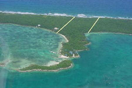 Land for sale in Tilloo Cay, Abaco, The Bahamas