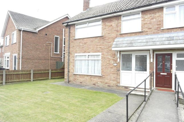 Thumbnail Property to rent in Dunvegan Road, Hull