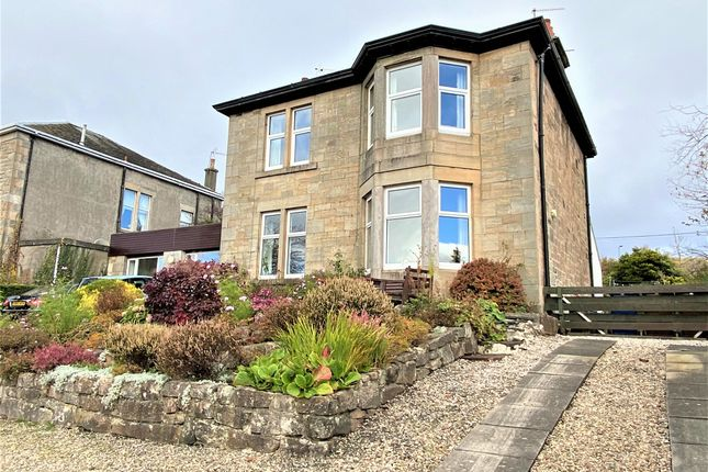 Thumbnail Detached house for sale in Mount Pleasant Drive, Old Kilpatrick, Glasgow