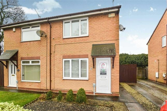 Thumbnail Semi-detached house for sale in St Margarets Ct, Shannon Rd, Hull