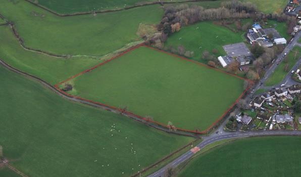 Thumbnail Land for sale in Tir Ar Werth Ger Ysgol Pendrefl, Dinbych, Sir Ddinbych