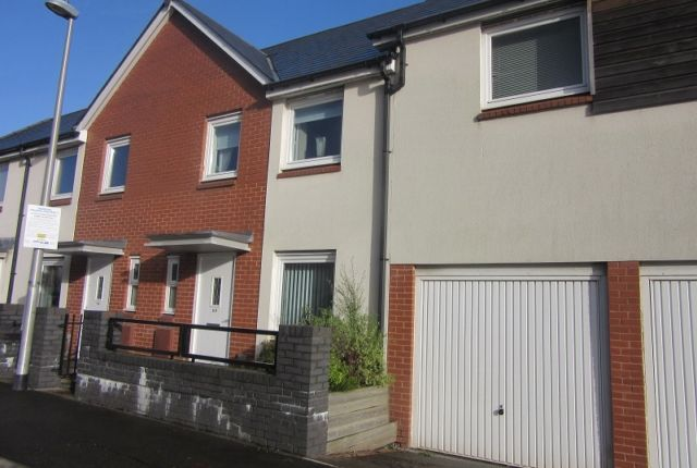 Thumbnail Terraced house to rent in Phoebe Road, Copper Quarter, Pentrechwyth, Swansea.