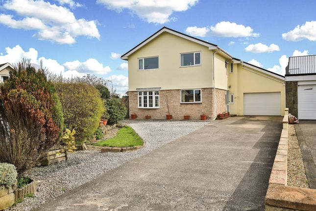 Thumbnail Detached house for sale in Long Acre Court, Nottage, Porthcawl