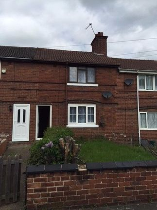 Thumbnail Terraced house to rent in Streatfield Crescent, New Rossington, Doncaster