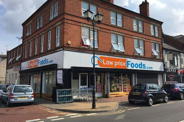 Thumbnail Commercial property for sale in Outram Street, Sutton-In-Ashfield