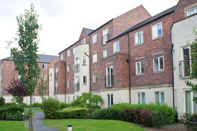 Thumbnail Flat for sale in Kingfisher House, Brinkworth Terrace, York