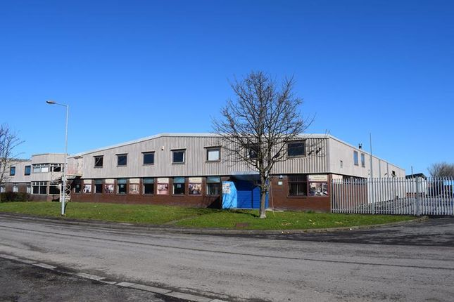 Thumbnail Light industrial to let in Unit 1 Victoria Industrial Estate, Victoria Road West, Hebburn, Tyne And Wear