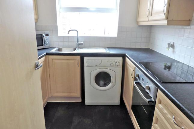 Kitchen of Pipkin Court, Parkside, Coventry. CV1