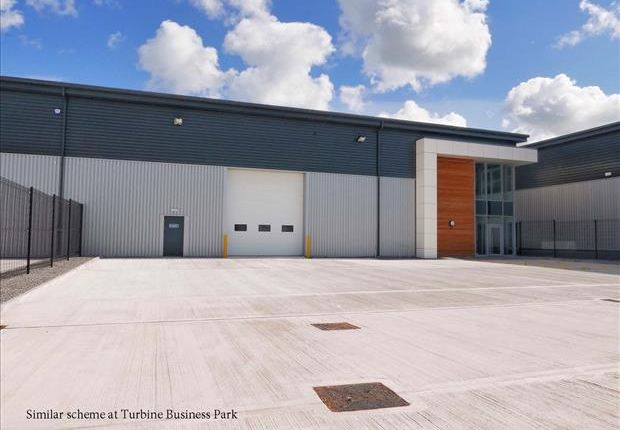 Thumbnail Light industrial for sale in Unit 4, The Powerstation, Bromborough