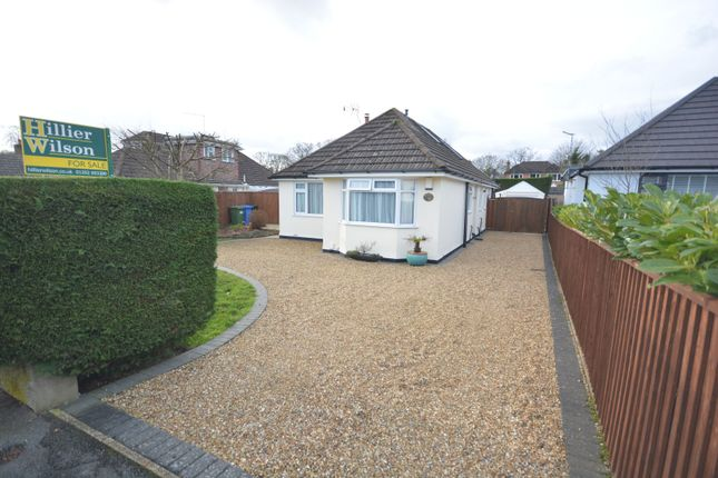 Thumbnail Detached bungalow for sale in Fairview Crescent, Broadstone