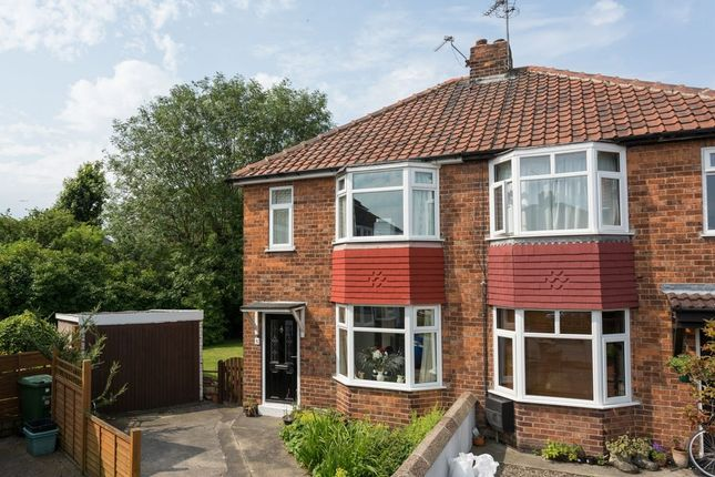 Thumbnail Semi-detached house for sale in Woodhouse Grove, York